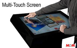 Magic Display Mirror Multi Touch Screen Display